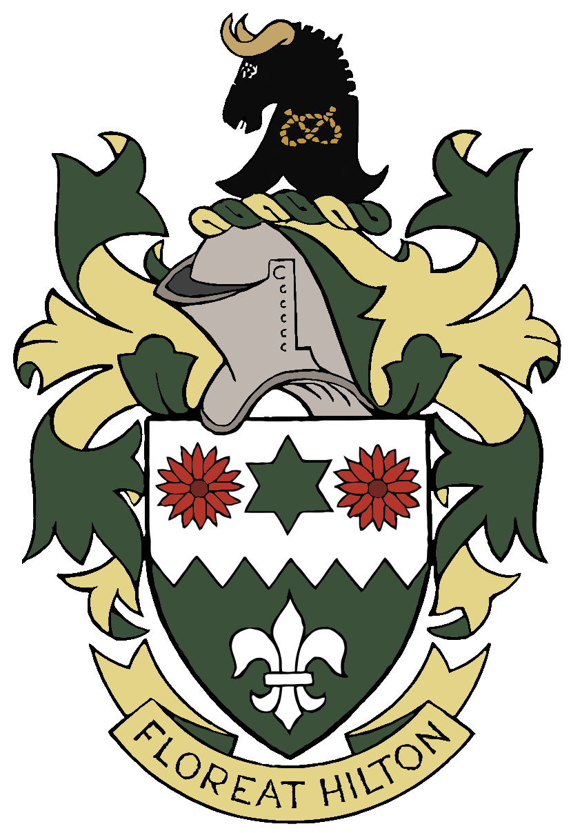 hilton coat of arms